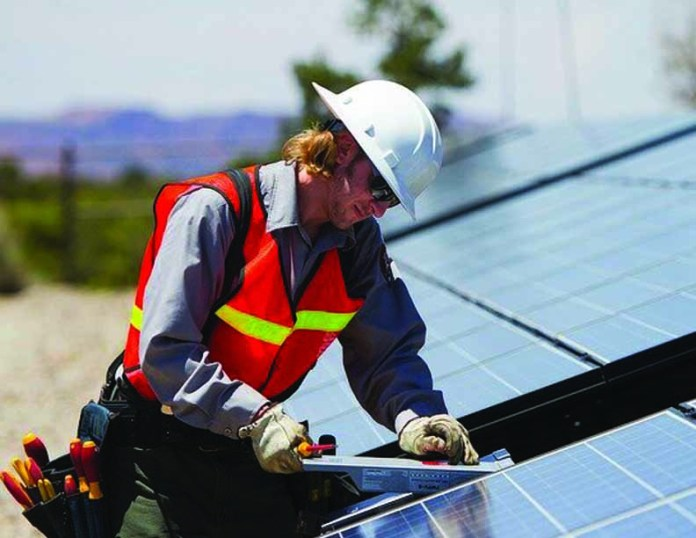 solarmy does Its bit to maintain low electricity bills