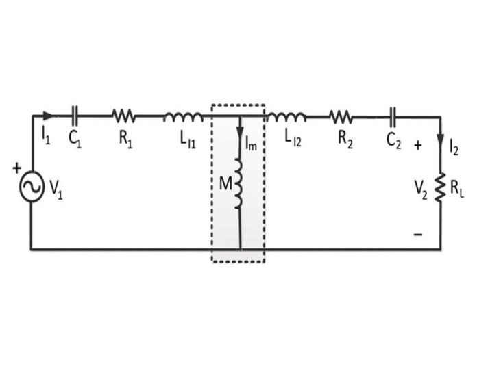 Circuit Model Of Transformer Ss Compensation