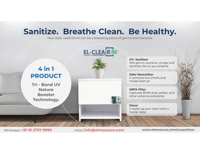 Elmeasure Launches El Cleair