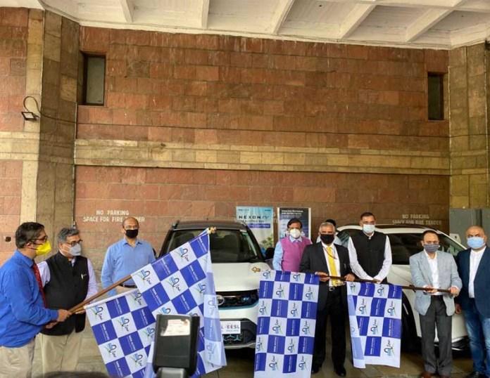 Eesl Electric Vehicles Tata Nexon