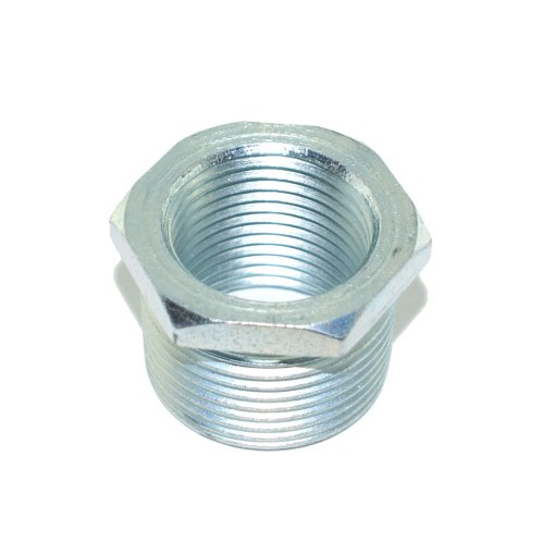 25mm to 20mm Steel Conduit Reducer