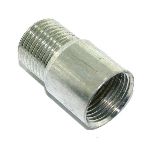 "3/4"" Male to 20mm Female Steel Conduit Adaptor 1"