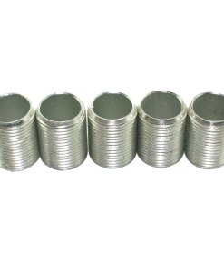 Standard Threaded Nipple for 20mm Conduit (5 Pack)