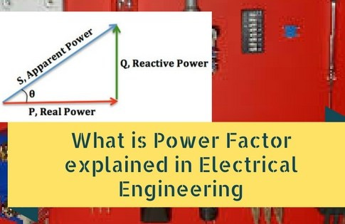 What is Power Factor explained in Electrical Engineering