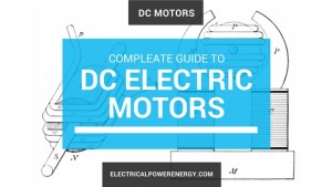 Direct Current Electric Motors