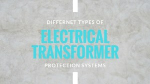 Types of Electrical Transformer