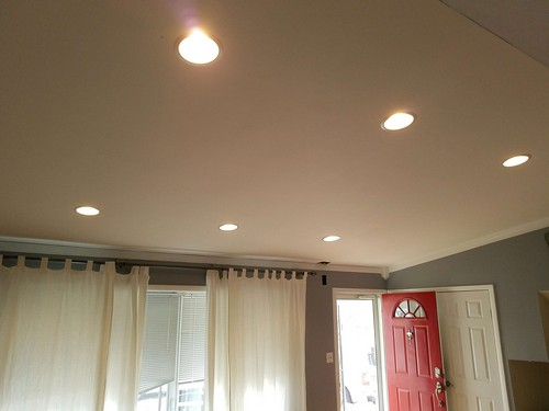 New Construction Led Recessed Lighting