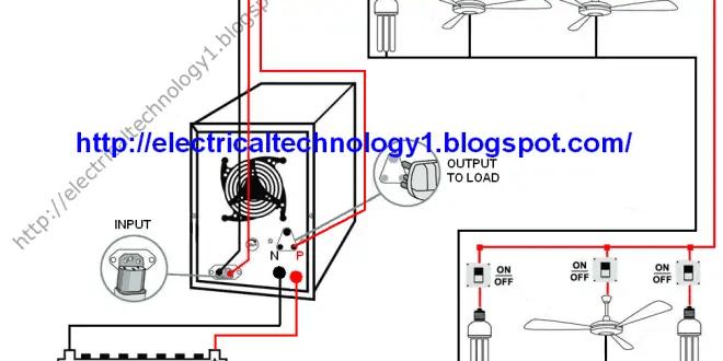 inverter home wiring diagram pdf  home wiring diagram