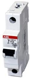Types of MCB - B Type Electrical MCB