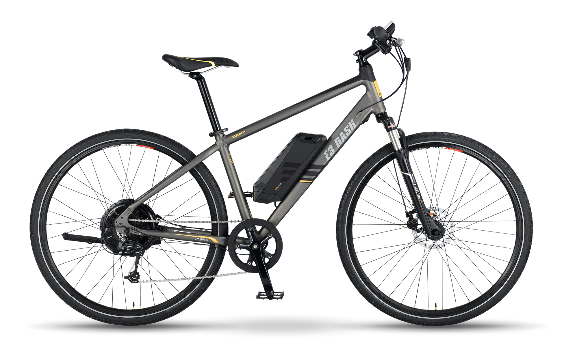 Currie Announces Awesome Ebike Line Up