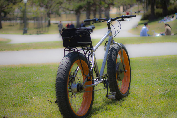 Fat Ebikes Sand Bikes Electricbikecom