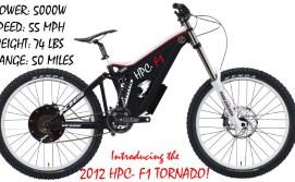 HPC F1 TORNADO ELECTRIC 26