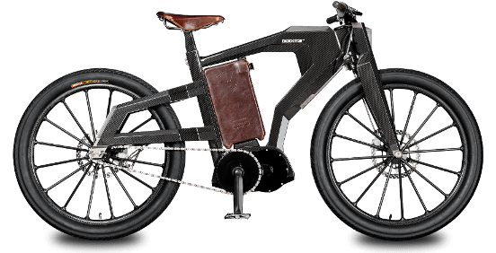 Audi Electric Bike Revealed