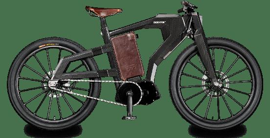 Audi Electric Bike Revealed
