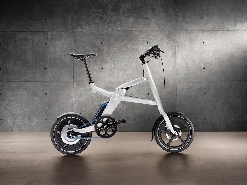 c3736130946 BMW Introduces Stunning Folding Electric Bike | ELECTRICBIKE.COM