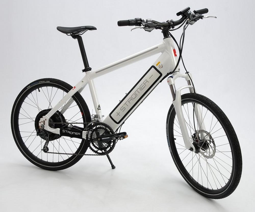 Stromer Electric Bike Review | ELECTRICBIKE.COM