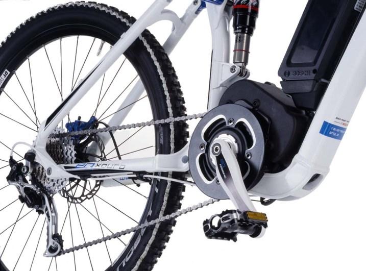e-bike, sensor-tretlager