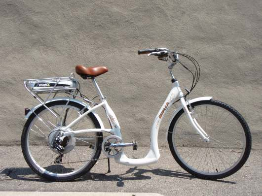 Bionx kit electric bike