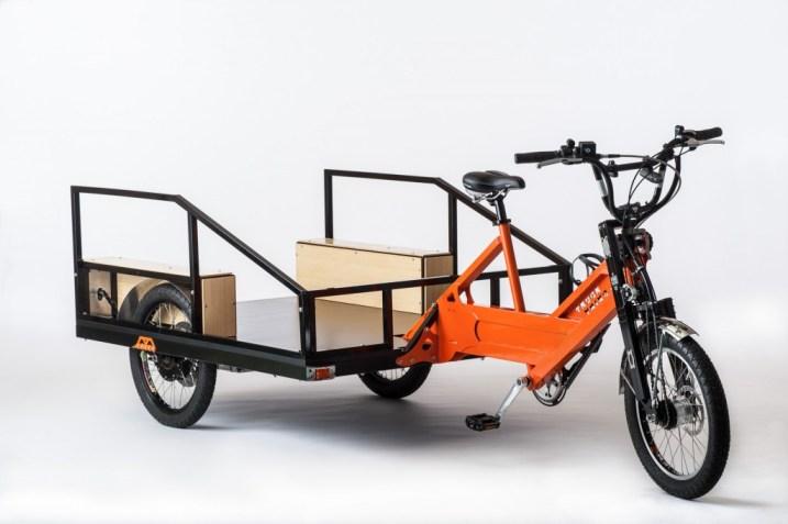 Truck Trike Heavy Duty Hauling Ebike Electricbike Com