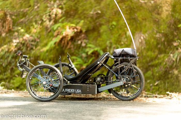 Outrider Electric Trike 422 Review | ELECTRICBIKE COM