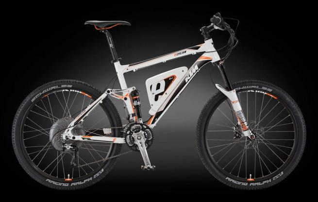 The 2014 KTM E-Lycan