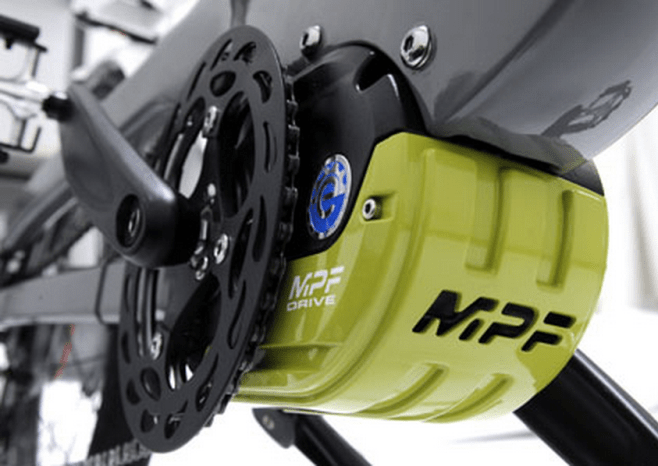 The MPF-5.0 mid-drive