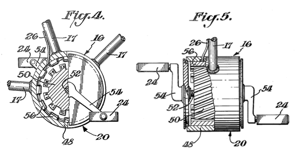 Electric Bike History, patents from the 1800's PatentBB3