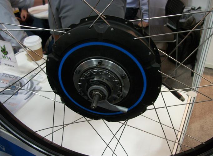 The IGH / hub hybrid from TDCM.