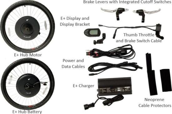 hub motor kit