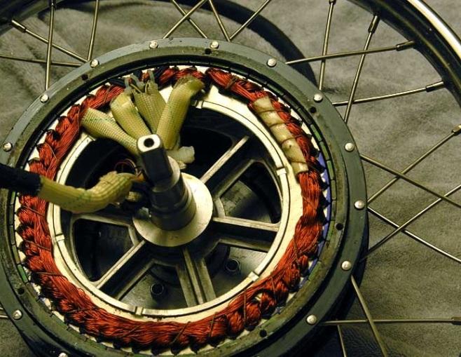 hubmotor