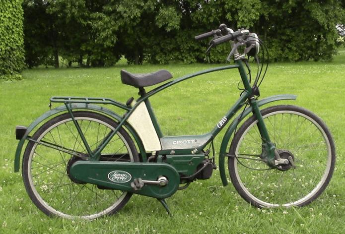 The xxx Italjet 49cc moped.