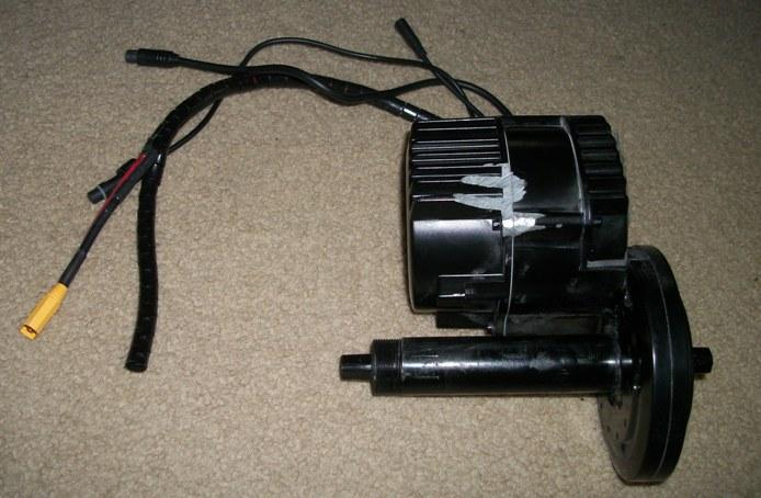 The BBSHD drive unit