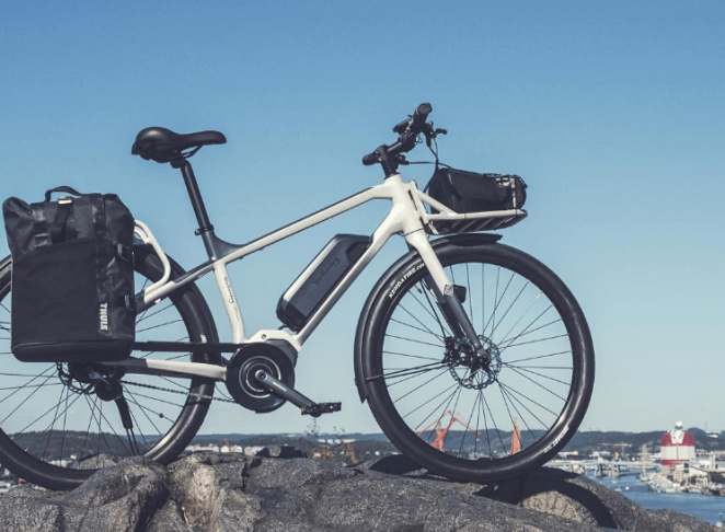 The Wallerang M 01 is a beautiful mid drive ebike
