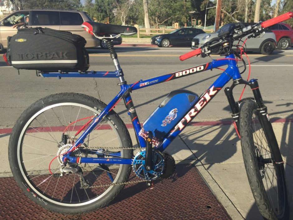 BBSHD Kit Bike
