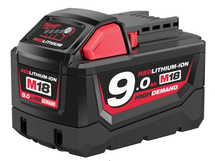 It's possible to use a cordless tool battery on an ebike