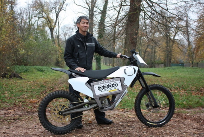 Zero Motorcycles, history and tech