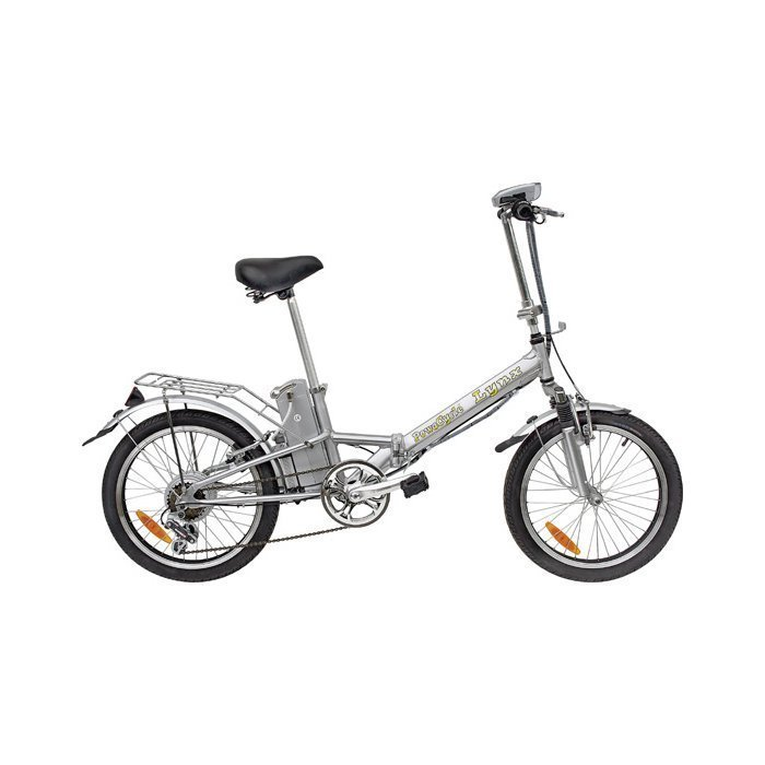 powacycle lunx electric folding bike