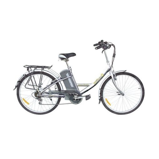 Powacycle Milan 2 LPX Electric Bike Full Image