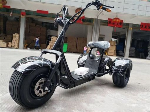 HL S04 – A electric scooter