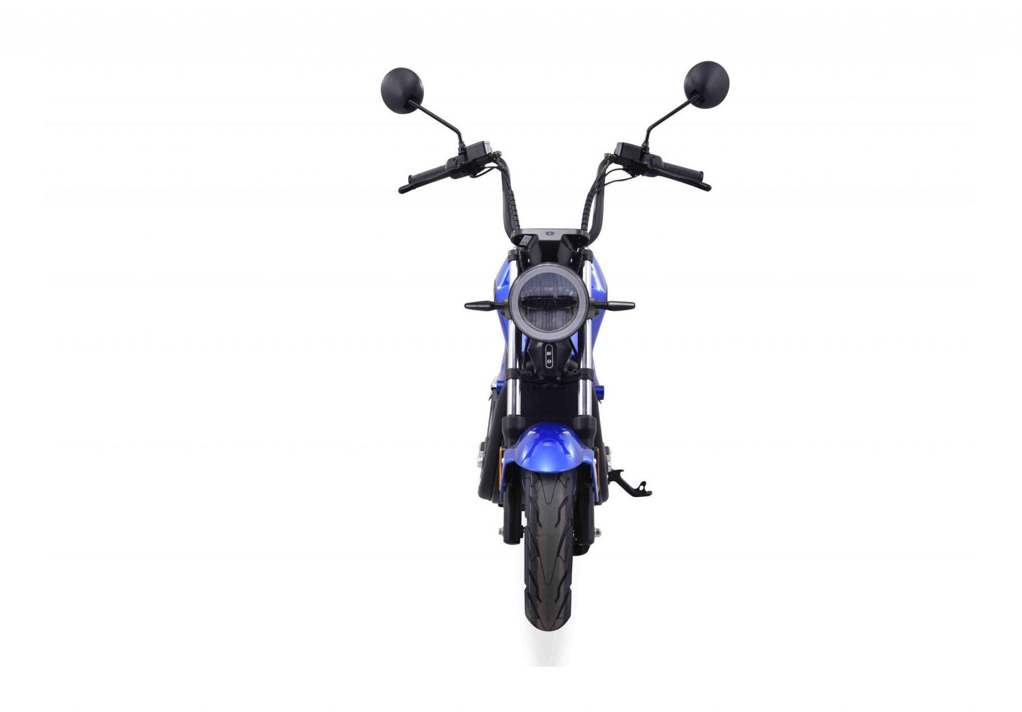 Miku Max Electric Moped