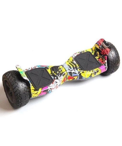 Electric Hoverboard (Mixed Colour)