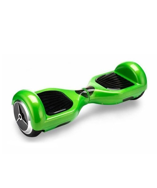 RS HV01A hoverboard Color: Green
