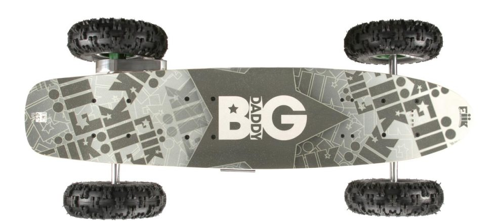 FiiK Big Daddy Electric Skateboard