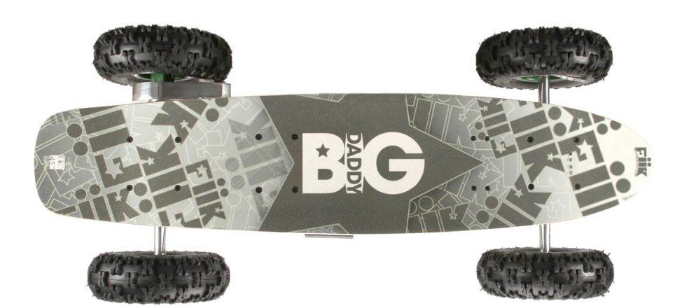 FiiK Big Daddy Electric Skateboard