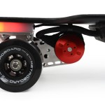 Metroboard Slim Electric Longboard Stealth Edition