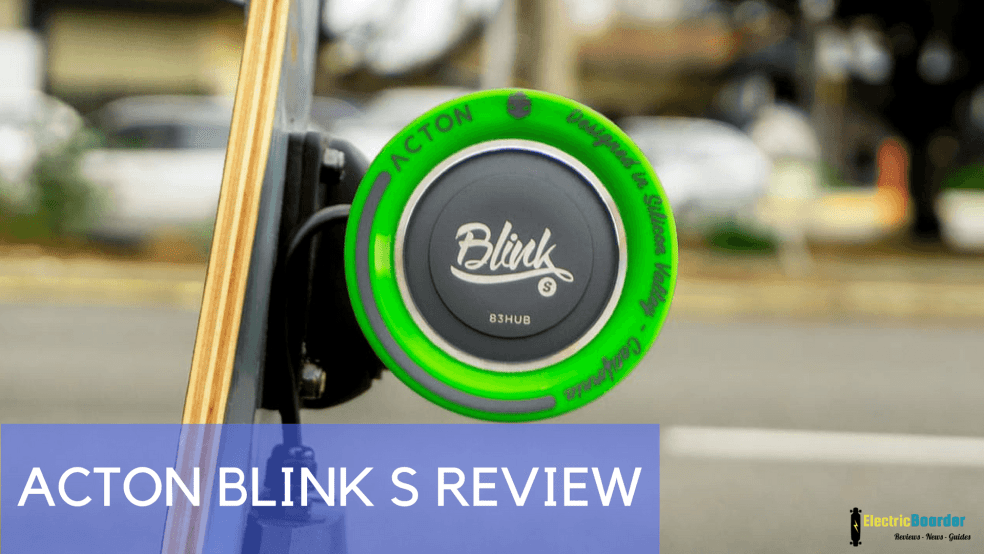 Acton Blink S Review