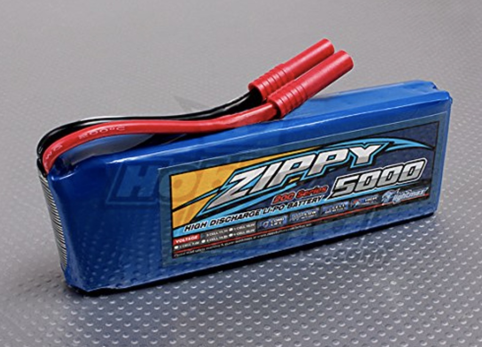 Electric Skateboard LiPo Battery