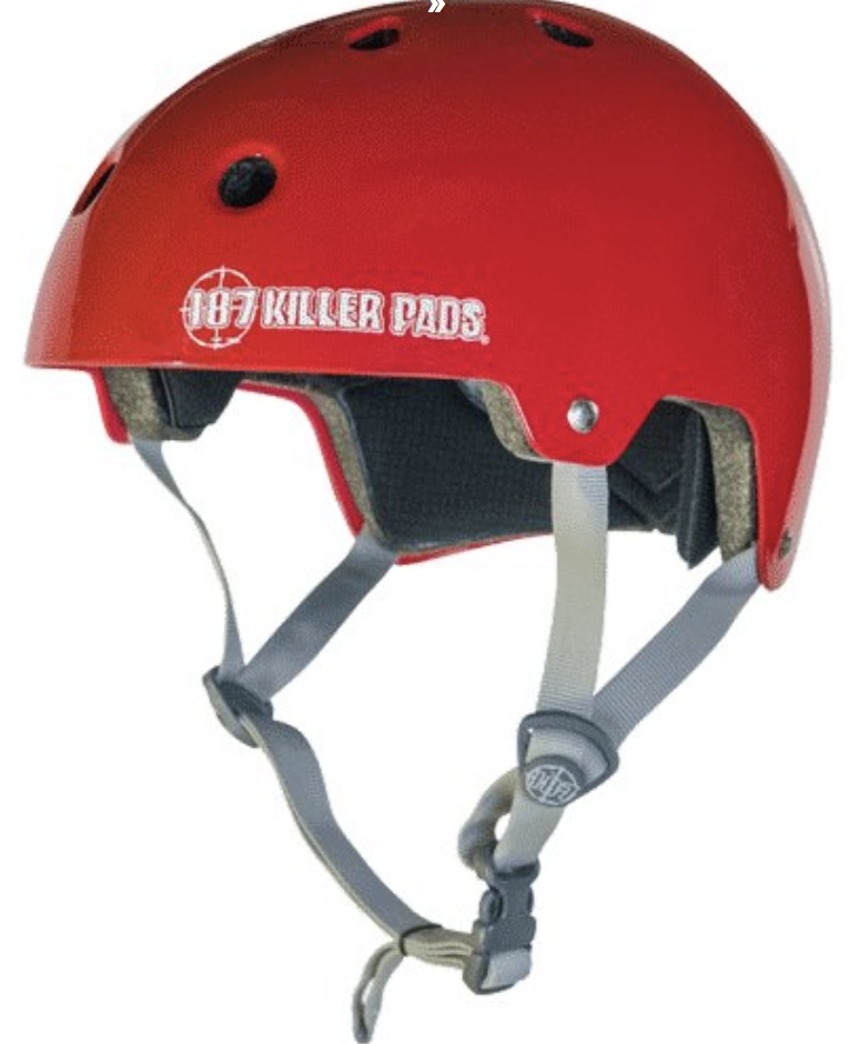 Electric Skateboard 187 Helmet