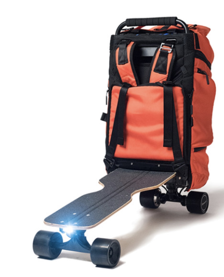 Movpak Electric Skateboard