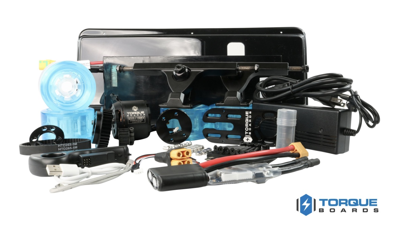 DIYElectricSkateboard.com Pro1 Kit